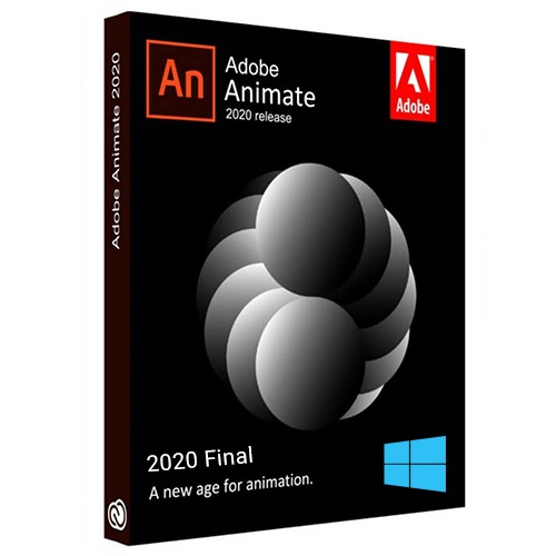 Adobe Animate CC 2020 Final for Windows