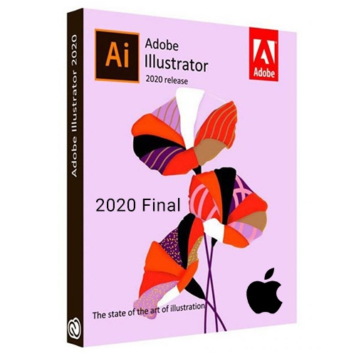 Adobe Illustrator 2020 Final Multilingual macOS