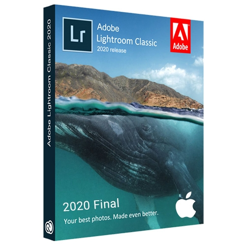 Adobe Lightroom Classic 2020 Final v9.4 Multilingual macOS