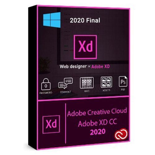 Adobe XD CC 2020 Final for Windows