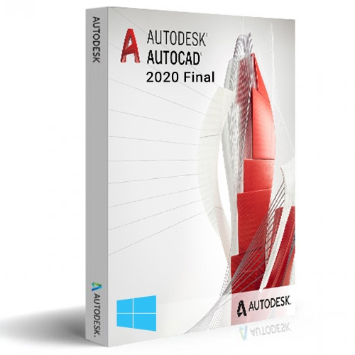 Autodesk AutoCAD 2021 Final for Windows