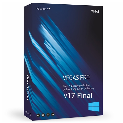 Sony VEGAS Pro 17 Final for Windows