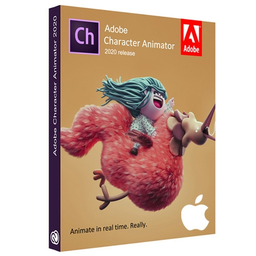 Adobe Character Animator 2020 Final for Mac